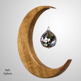 Large Moon Suncatcher Image